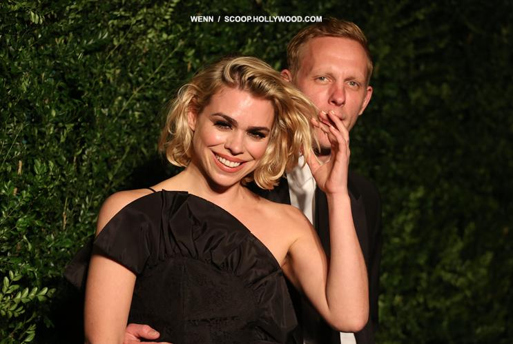 Billie Piper & Laurence Fox