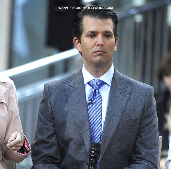 15 Things About Donald Trump's Kids That Will Shock You - 15. Donald Trump Jnr, 37- Oldest son - 1