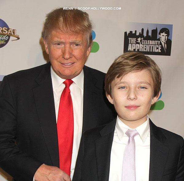 15 Things About Donald Trump's Kids That Will Shock You - 3. Barron Trump – modest life - 2