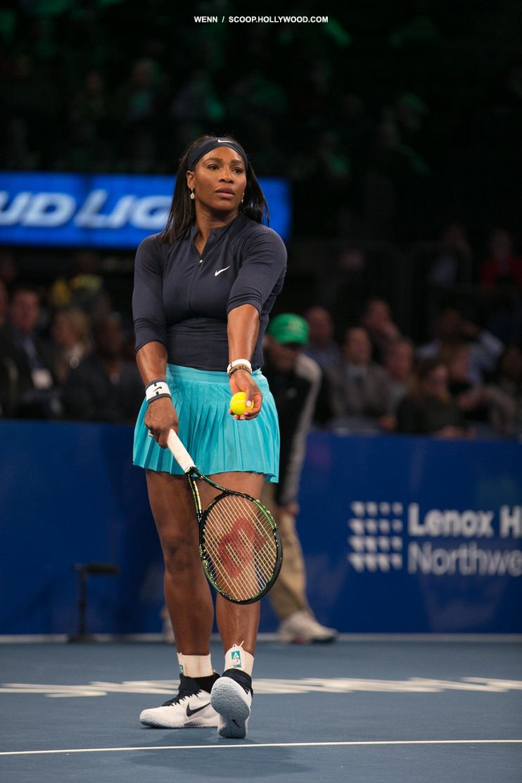 Serena Williams (Copy)