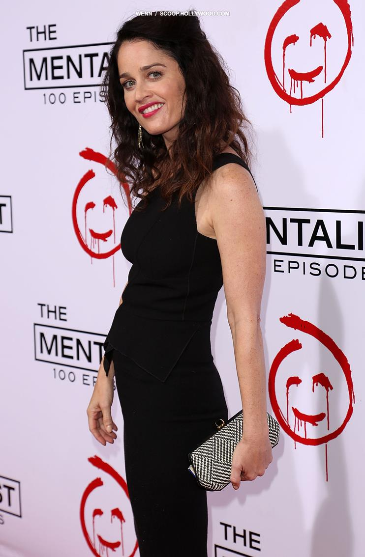 Actress Robin Tunney Is A FIRST-TIME Mum